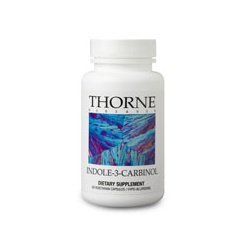 Thorne Research Indole-3-Carbinol 60 vegetable capsules