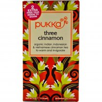 Three Cinnamon Tea 20 sachets