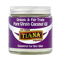 Tiana Pure Virgin Coconut Oil for Dry Skin 100ml