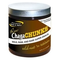 Chaga Chunks (Nut and Raisin) 114g