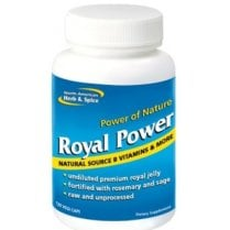 Royal Power 90's (700mg freeze dried royal jelly with 6.5% 10-HAD with pantothenic acid)
