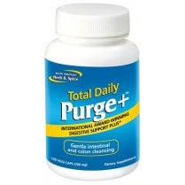 Total Daily Purge Plus 120's