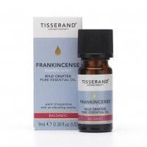 Tisserand Frankincense Wild Crafted Pure Essential Oil 9ml
