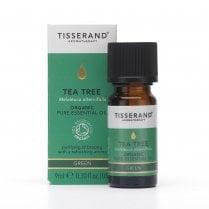 Tisserand Tea Tree Organic Pure Essential Oil 9ml