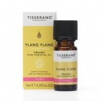 Tisserand Ylang Ylang Essential Oil Organic 9ml