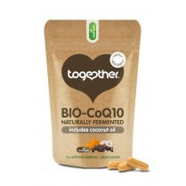 Together Bio-CoQ10 Naturally Fermented Includes Coconut Oil 30's
