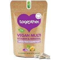 Together Vegan Multi Vitamin & Mineral 60's