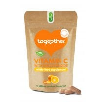 Together Vitamin C with Bioflavonoids 30's
