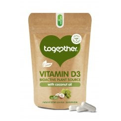 Vitamin D3 Bioactive Plant Source with Coconut Oil 30's