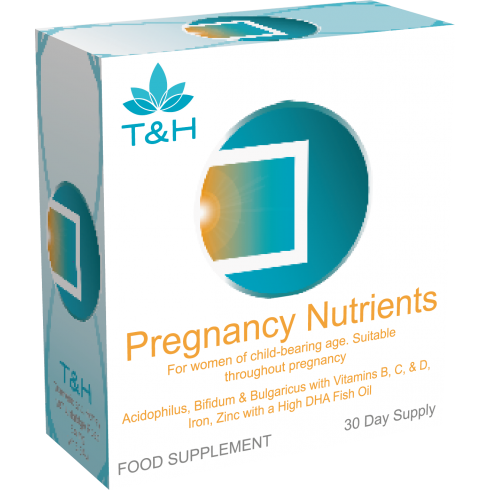 Turmeric and Honey Pregnancy Nutrients 30 Day Supply