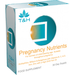 Pregnancy Nutrients 30 Day Supply