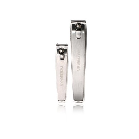 Tweezerman His Deluxe Nail Clipper Set