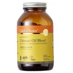 Udo's Choice Ultimate Oil Blend Omega 3.6.9 1000mg 180's