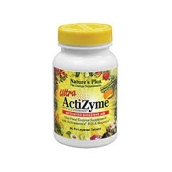Ultra Acti-Zyme Bi-Layered Tablets w/Activessence 90's