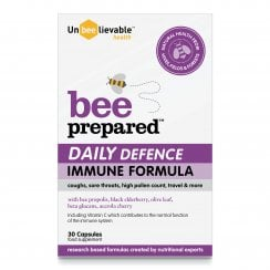 BEE Prepared DAILY Defence Immune Formula 30's