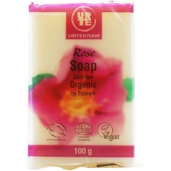 Urtekrem Rose Soap - 100g