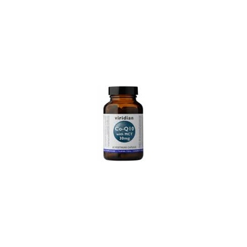 Viridian Co-enzyme Q10 30mg with MCT 90's