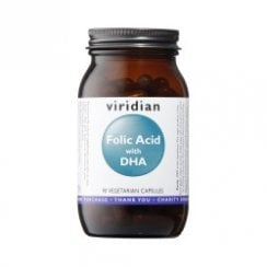 Folic Acid with DHA 90's
