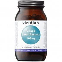Grape Seed Extract 100mg 90's