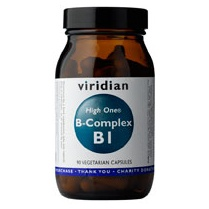 HIGH ONE Vitamin B1 with B-Complex 30's