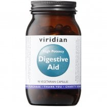 High Potency Digestive Aid (Vegan) 90's