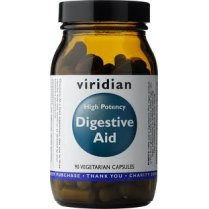 High Potency Digestive Aid (Vegan) Capsules - 30