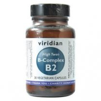 HIGH TWO Vitamin B2 with B-Complex 30's