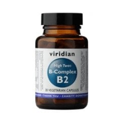 HIGH TWO Vitamin B2 with B-Complex 90's