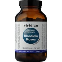 MAXIMUM POTENCY Rhodiola Rosea 150's (Currently Unavailable)