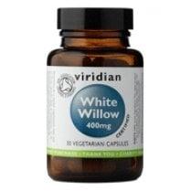 Organic White Willow 400mg 90's