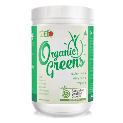 Organic Greens (Formerly Just Greens) 200g (Currently Unavailable)