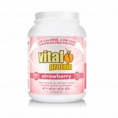 Vital Health Vital Pea Protein Powder Strawberry 1kg