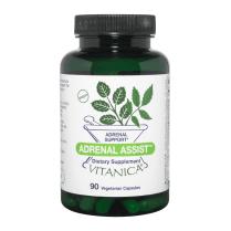 Vitanica Adrenal Assist - 90 Capsules