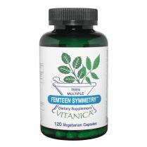 Vitanica FemTeen Symmetry - 120 Capsules
