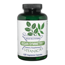 Vitanica Vegan Symmetry - 120 Capsules