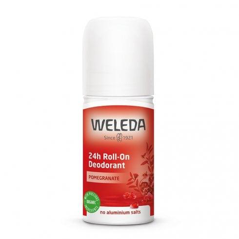 Weleda 24h Roll-On Deodorant Pomegranate 50ml