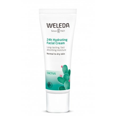 Weleda 24hr Hydrating Facial Cream Cactus 30ml