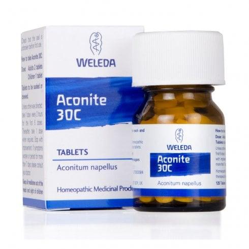 Weleda Aconite 30C 125's