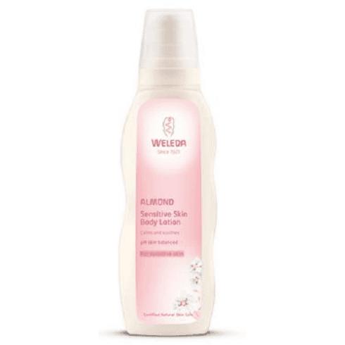 Weleda Almond Sensitive Skin Body Lotion 200ml