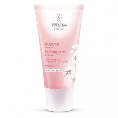 Weleda Almond Sensitive Skin Soothing Facial Cream 30ml