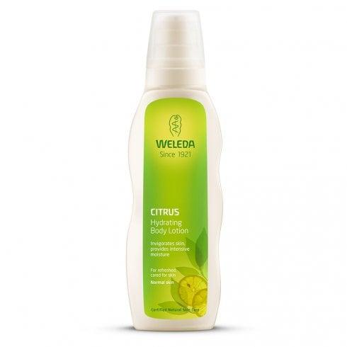 Weleda Citrus Hydrating Body Lotion 200ml