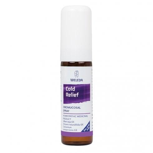 Weleda Cold Relief (Oromuscosal) Spray 20ml