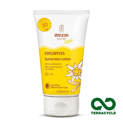 Weleda Edelweiss Sunscreen Lotion SPF 30 150ml
