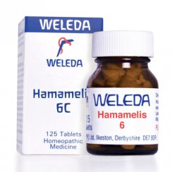 Weleda Hamamelis 6C Tablets -125
