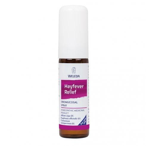 Weleda Hayfever Relief Oromucosal Spray 20ml