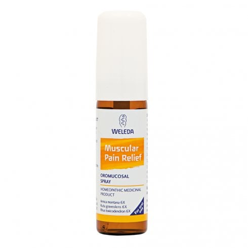 Weleda Muscular Pain Relief Oral Spray 20ml