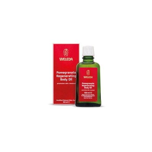 Weleda Pomegranate Regenerating Body Oil 100ml
