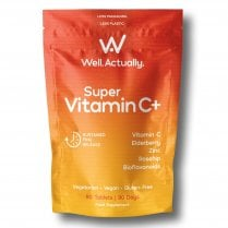 Well.Actually. Super Vitamin C+ 90's