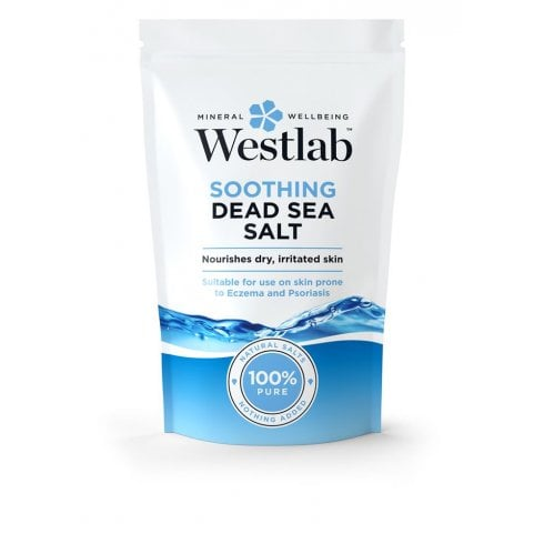 Westlab Dead Sea Salt (Soothing) 1kg