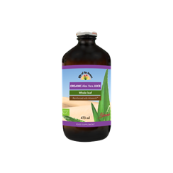 Whole Leaf Juice Organic 473ml